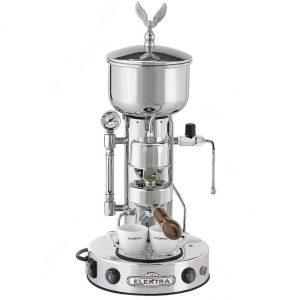 Elektra Microcasa SXC krom espressomaskin
