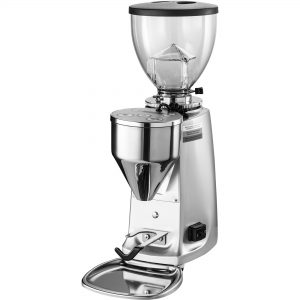 mazzer mini electronic model a silver